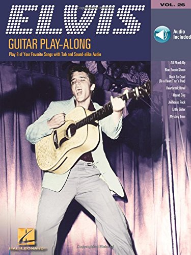 - Elvis Presley: Guitar Play-Along Volume 26