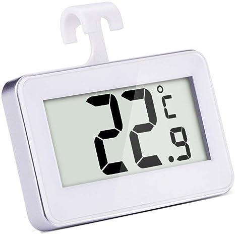 Mudder Refrigerador Digital Inalámbrico/Termómetro del Congelador ...