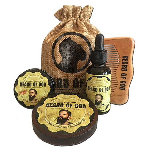 BEARDofGOD Beard Organic HEMP Cannabis product image