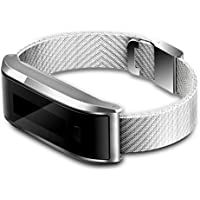HOT!Bluetooth Smart Watch,Canserin Pedometer Step Walking Calorie Counter Sport Tracker(Silver)