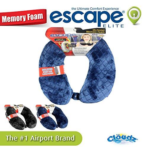 Escape Elite Memory Travel Pillow product image
