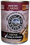 Tuscan Natural Carne Grain Free Canned Dog Food 13 oz. (Case of 12)