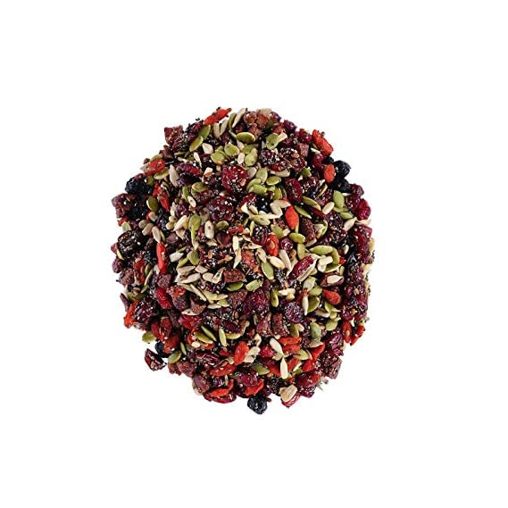 Berries And Nuts Trail Bites | Berries & Seeds | Trail Mix, Healthy Mix | 500 Grams