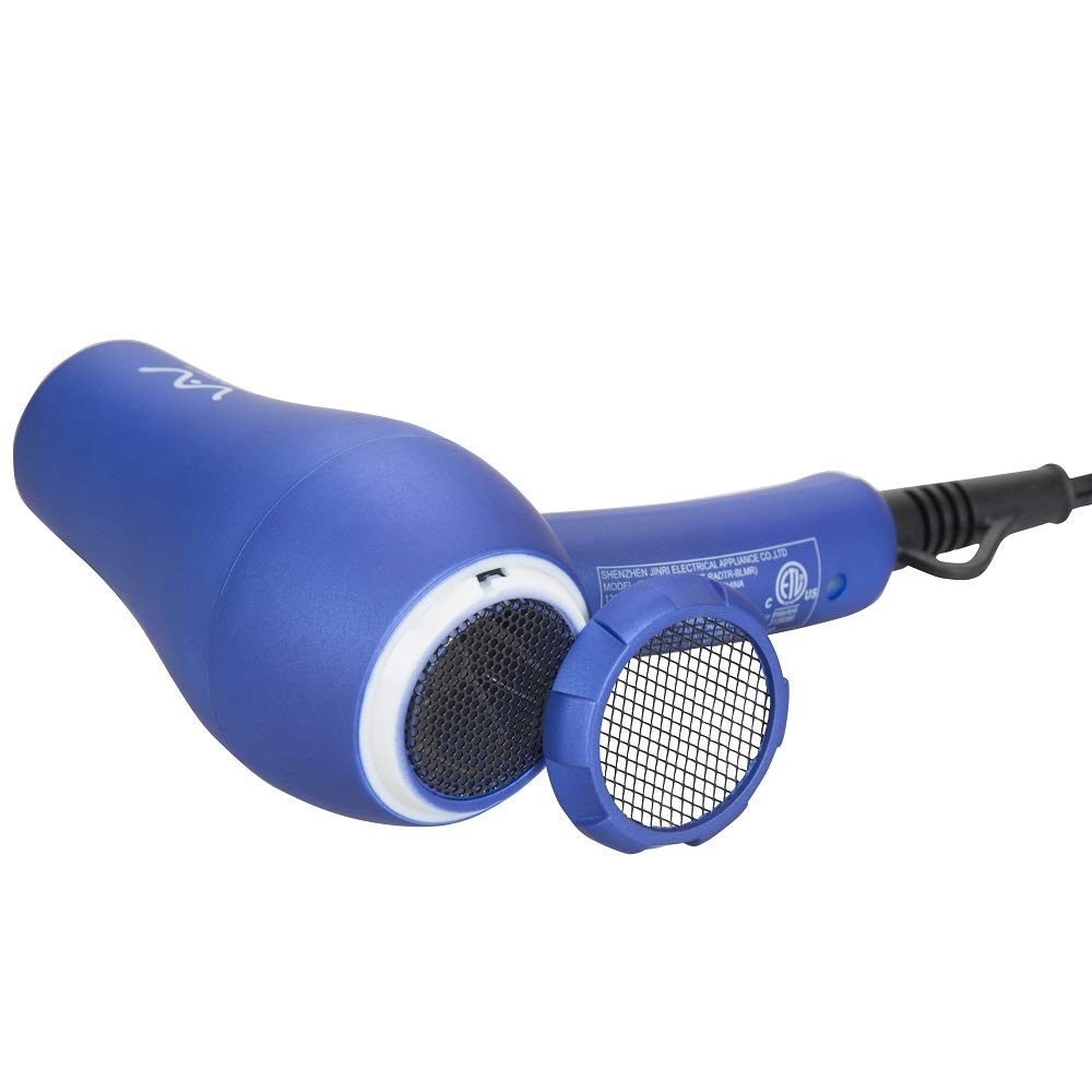 VAV 1000 Watts Travel Hair Dryer Professional Ceramic Mini Hair Dryers for Children Cool Shot Button Blow Dryer