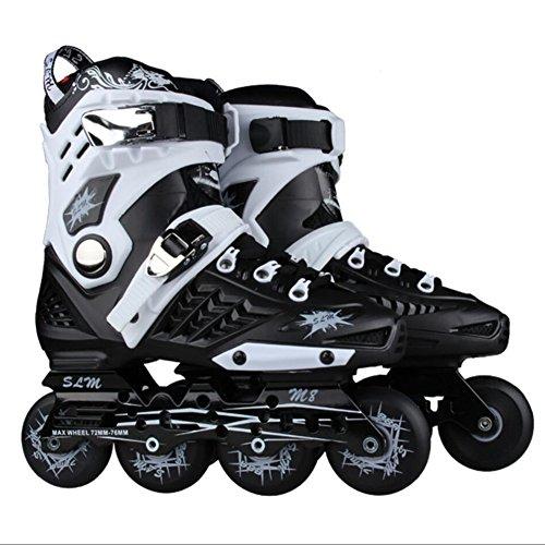 Traspirabilità Bianco Roller Un Nero Single autunno Xue Mesh Un Scarpe Dimensione Shoes Primavera Unisex colore Skate Comfort 42 Sneakers Softness YOwqOPAS