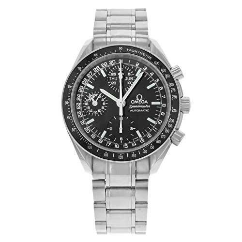 Omega Speedmaster Automatic-self-Wind Male Watch 3520.50.00 (Certified ()