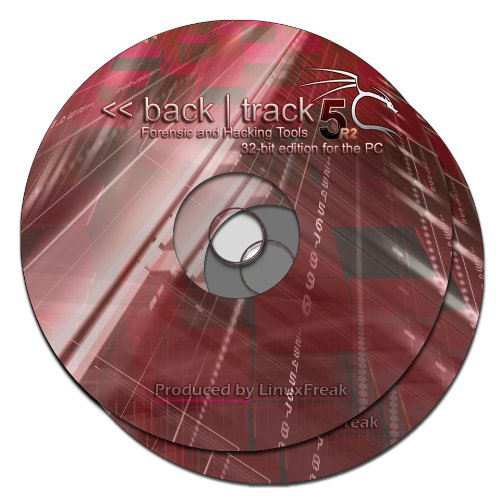 Hacking Is Easy with Backtrack Linux 5 R2 - Includes WEP Hacking Guide,  both 32-bit & 64-bit versions