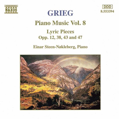Grieg: Lyric Pieces, Books 1 - 4, Opp. 12, 38, 43 And 47 ()