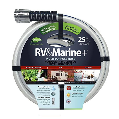 Elmnt RV Marine Wtr Hose 25.5'
