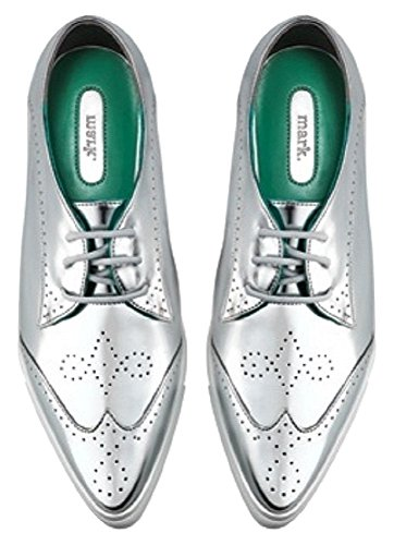 Mark Avon Dress Dresses - MARK Avon Silver Streak Sneaks (6)