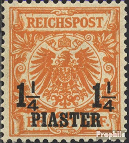 - German. Post Turkey 9b Tested 1889 Print Edition (Stamps for Collectors)