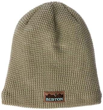 Burton Snowboards Men's Tech Beanie Hat, Hawk, One Size