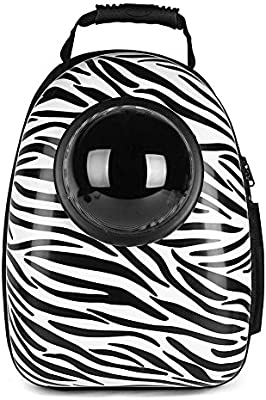 Amazon.com: aoile transpirable cápsula Pet mochila Carrier ...