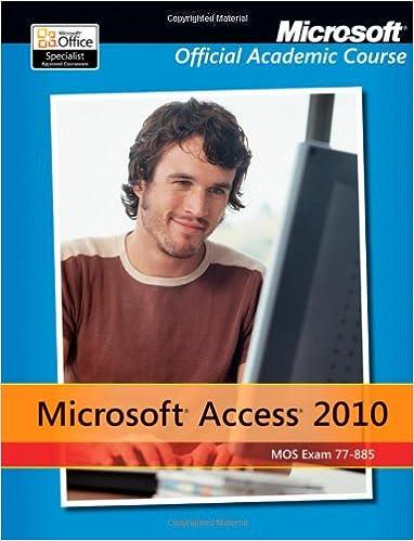 microsoft access 2010 software