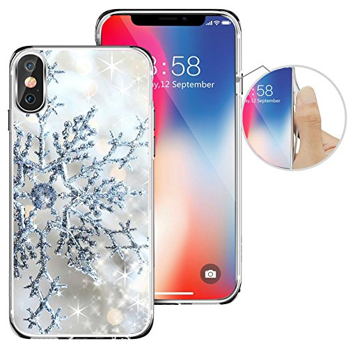 Christmas Iphone X Case.Amazon Com Iphone X Case Christmas Iphone X Case Laaco