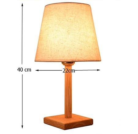 Lámparas de escritorio Lámpara de mesa, dormitorio de lámpara de ...