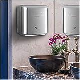 interhasa! Stainless Steel Commercial Hand Dryer