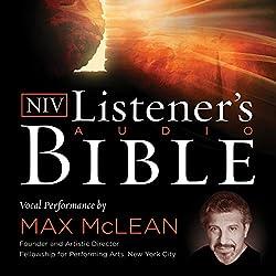 The NIV Listener's Audio Bible, New Testament