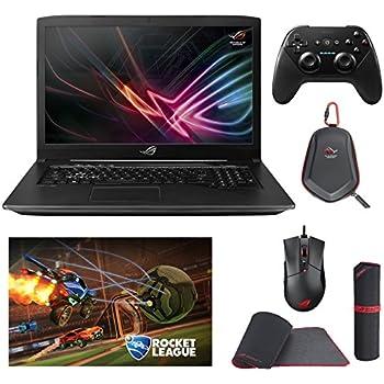 "ASUS ROG STRIX GL703VM-DB74 SCAR Edition (i7-7700HQ, 16GB RAM, 256GB NVMe SSD + 1TB SSHD, NVIDIA GTX 1060 6GB, 17.3"" Full HD 120Hz 5ms, Windows 10) VR Ready Gaming Notebook"