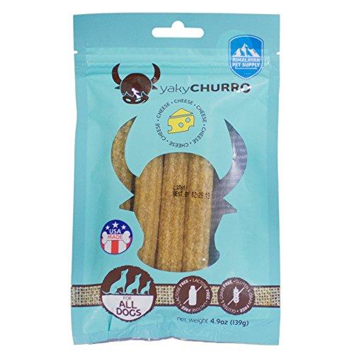 Himalayan Dog Chew  Yaky Churro Cheese 4 Pieces