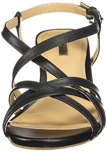 Women's Ta future Black Tahari Sandal Wedge qA0wdxU
