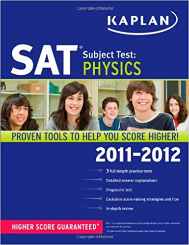 Sat Subject Tests Library
