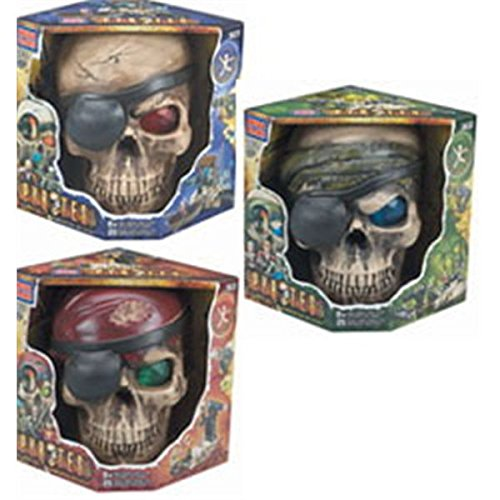 Mega Bloks Pyrates Skull Cave Mutuny Isle