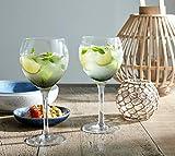 Denby  Halo/Praline Glassware Red Wine Glass, 2-Pack