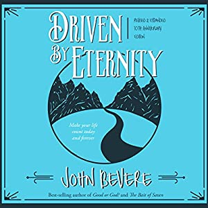 Driven by Eternity Audiobook