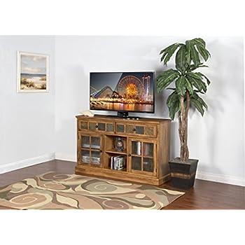 Amazon Com Sunny Designs Sedona 52 Quot Tv Stand In Rustic