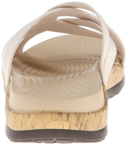 Stucco Sandal Crocs Women's Stucco Stretch Edie BxqIOnz7