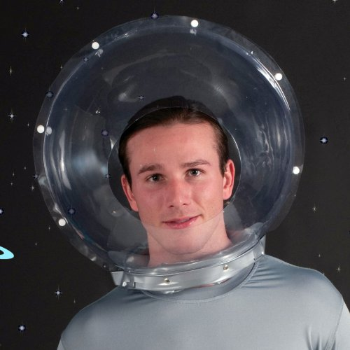 Space Helmet (Adult) (Adult Astronaut Helmet)