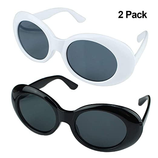 6f332fd164 Amazon.com  2 Pack Clout Goggles White and Black