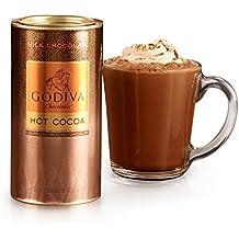 GODIVA Chocolatier Milk Chocolate Hot Cocoa Canister 13.1oz