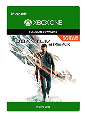 Quantum Break - Pre-Load - Xbox One [Digital Code]