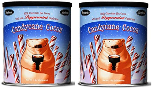 Stephen's Gourmet Cocoa, Candycane, 16 OZ (Pack of 2)