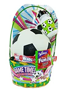 Soccer Themed Easter Gift Basket