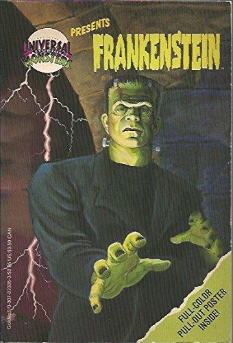 Frankenstein (Official Universal Studios Monsters Presents)