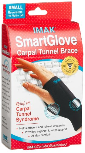 ll (Pack of 2) (Smart Glove Carpal Tunnel)