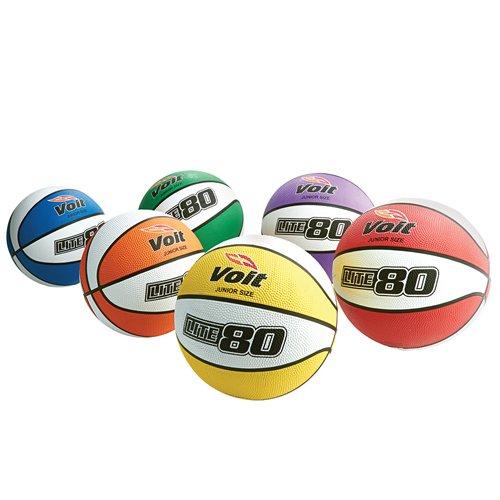 Voit Lite 80 Basketball Prism Pack-Jr