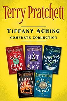 Terry pratchett tiffany aching books in order