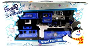 Classic Rc Train Set with Smoke Realistic Sounds Light