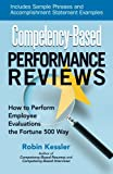 img - for Competency-Based Performance Reviews: How to Perform Employee Evaluations the Fortune 500 Way book / textbook / text book