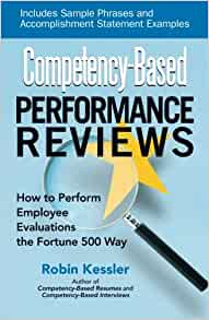 competency based performance reviews robin kessler