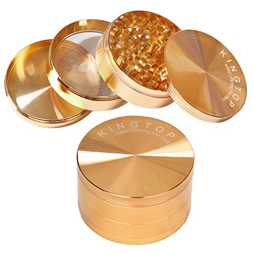 Kingtop Herb Spice Grinder