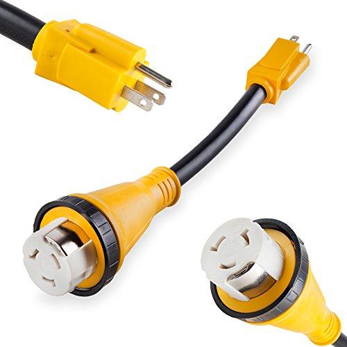 50 amp rv y adapter - 6