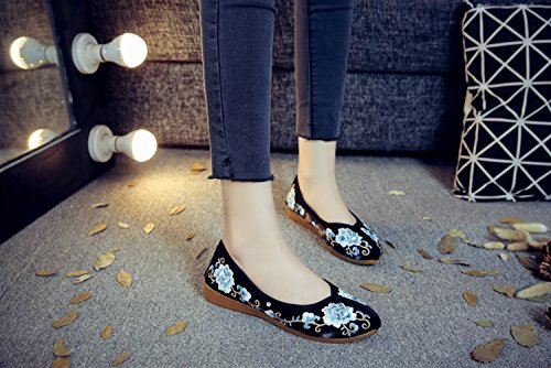 On Loafer Slip SK Black Studio Canvas Women's YR37 PxwnC6avq