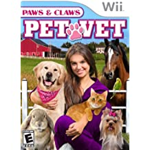 Paws And Claws Pet Vet - Nintendo Wii