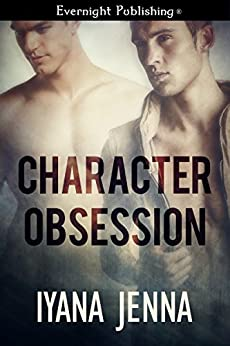 Character Obsession by [Jenna, Iyana]