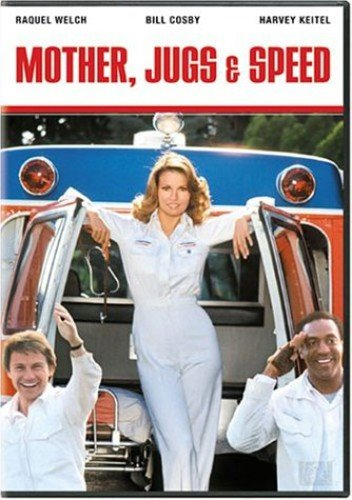 Mother, Jugs & Speed (Bilingual) Raquel Welch Bill Cosby Harvey Keitel Allen Garfield